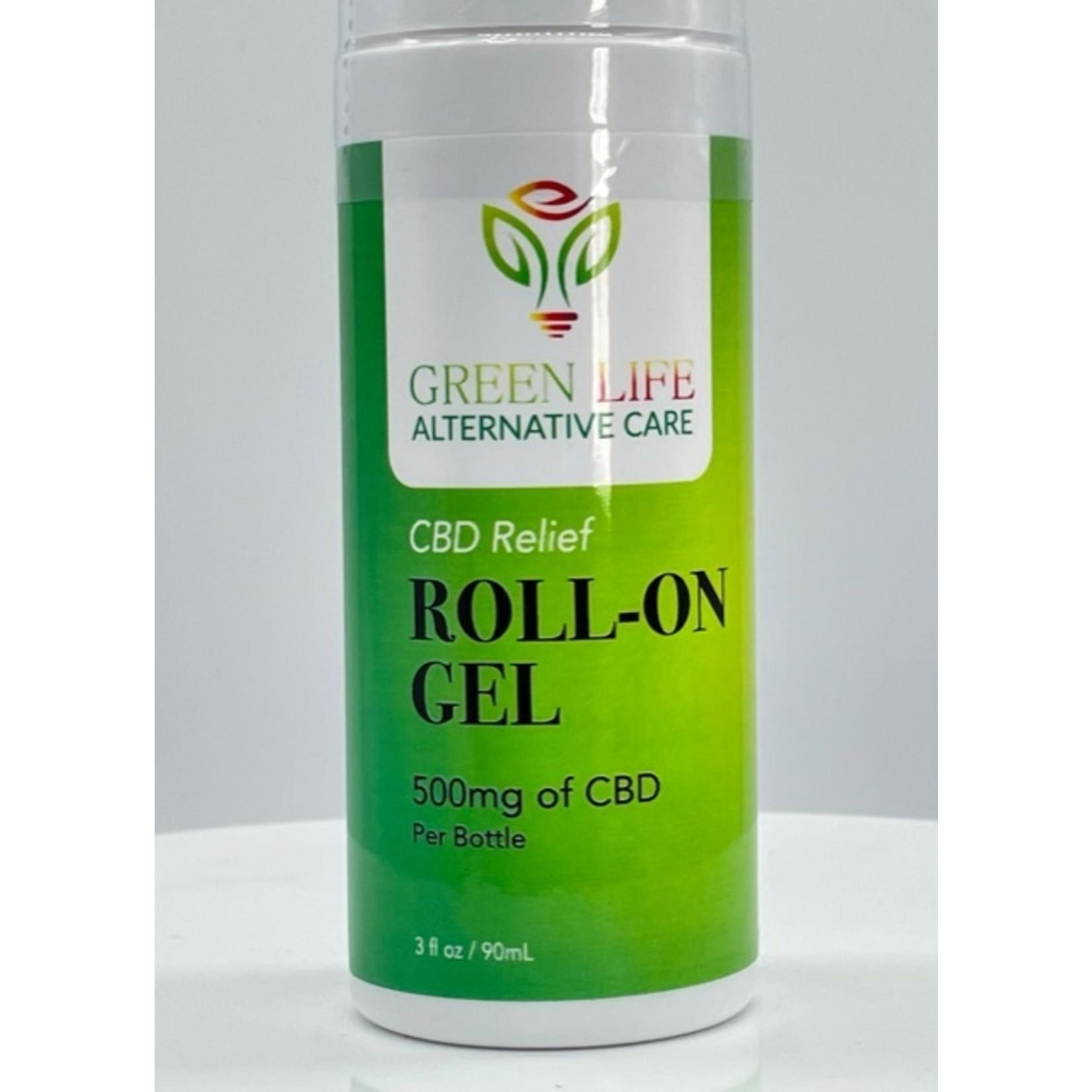 GLAC GLAC CBD Relief Roll On Gel 500mg