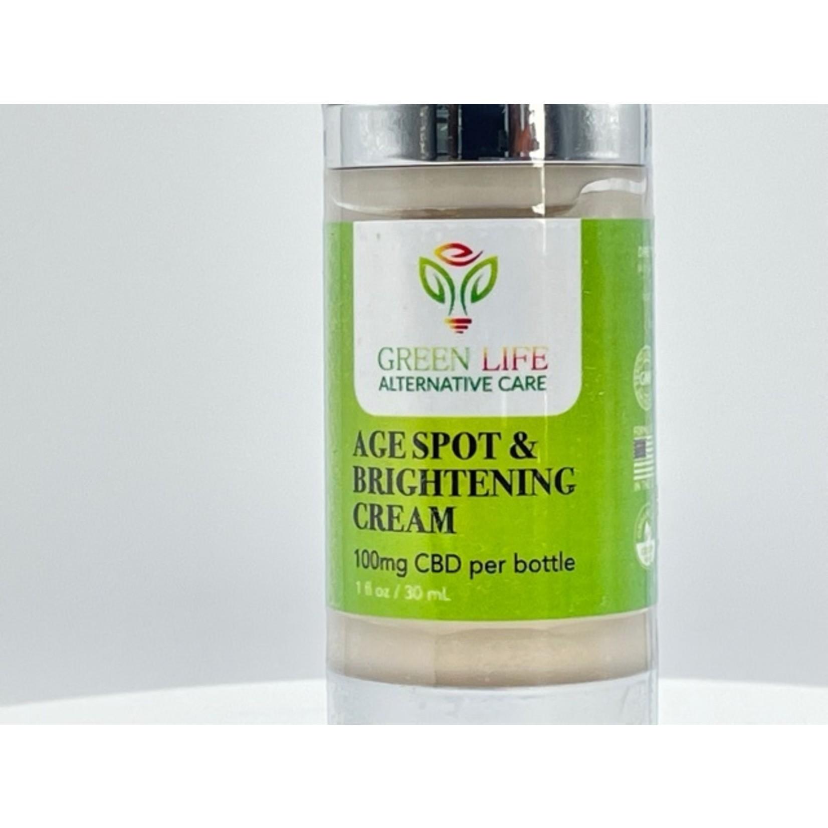 GLAC GLAC CBD Age Spot Care & Brightening Cream 100mg