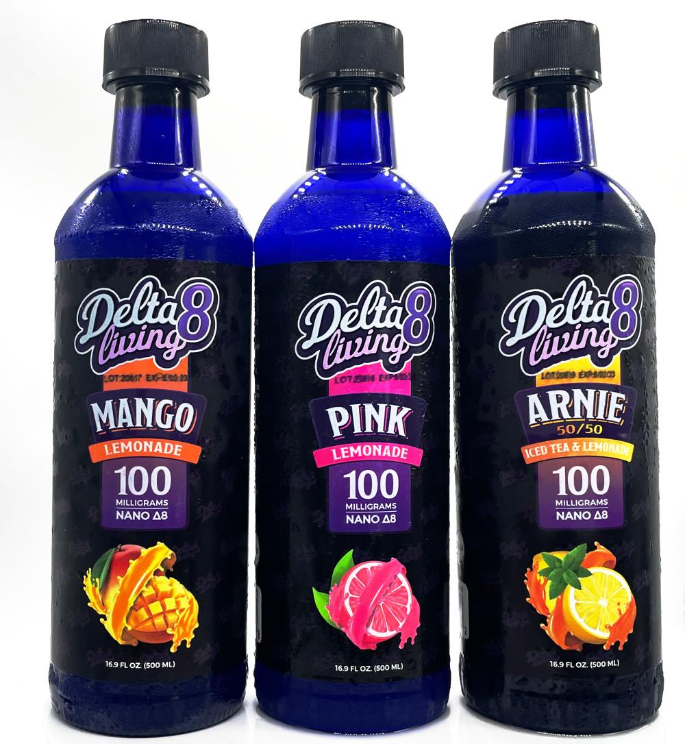 Delta 8 Lemonades