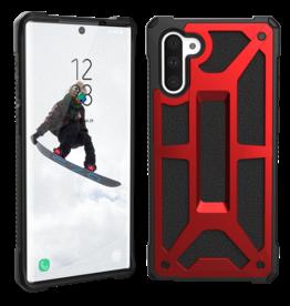 UAG UAG Monarch Case for Samsung Galaxy Note 10 - Crimson