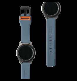 UAG UAG Civilian Watchband for Samsung Galaxy Watch 46mm - Slate and Orange
