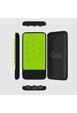 Goui Goui LUX 10000mAh QI wireless 10W  Powerbank TypeC Rubber Suction Cup