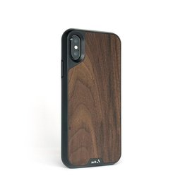 MOUS Mous Limiteless 2.0 Real Woods Case for iPhone Xs Max - Walnut