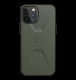 UAG UAG Civilian Series Case for iPhone 12 Pro Max - Olive