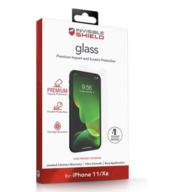 ZAGG ZAGG InvisibleShield Glass Elite Screen Protector for iPhone 11/XR - Clear