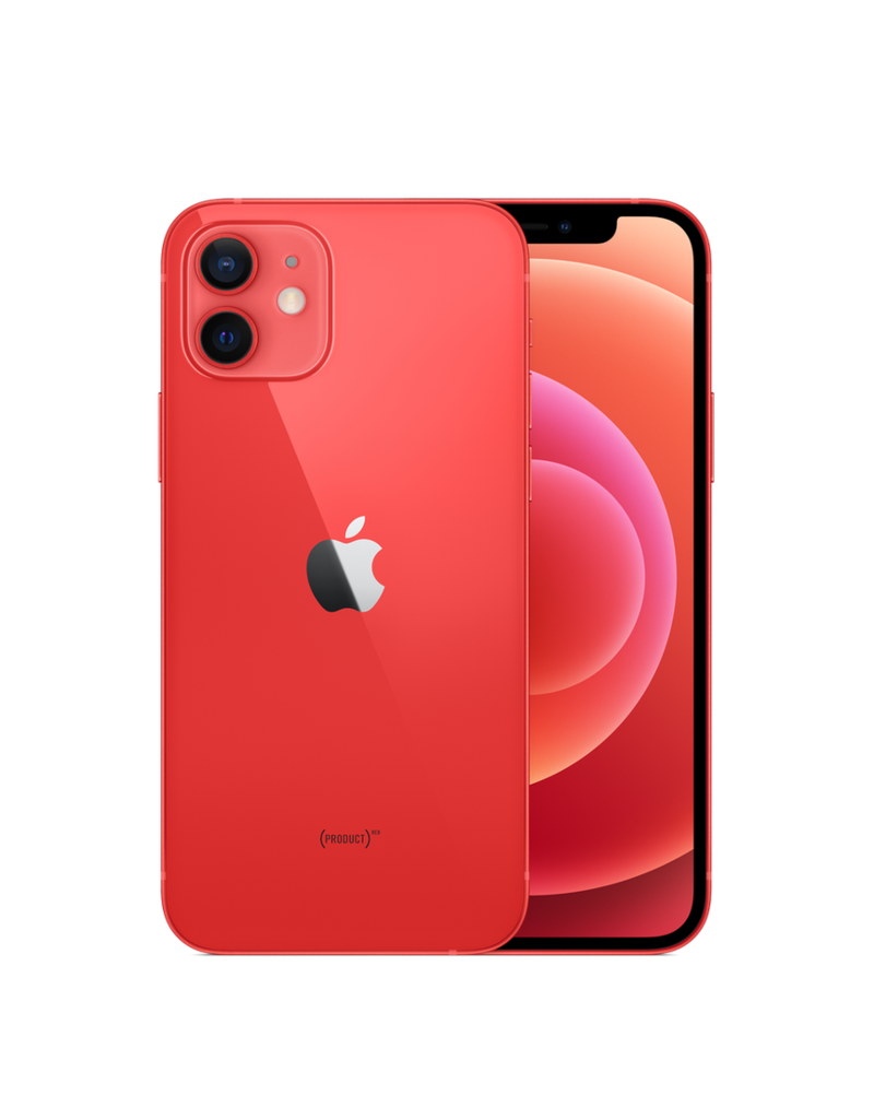 Apple Apple iPhone 12, 256GB - (Product) Red