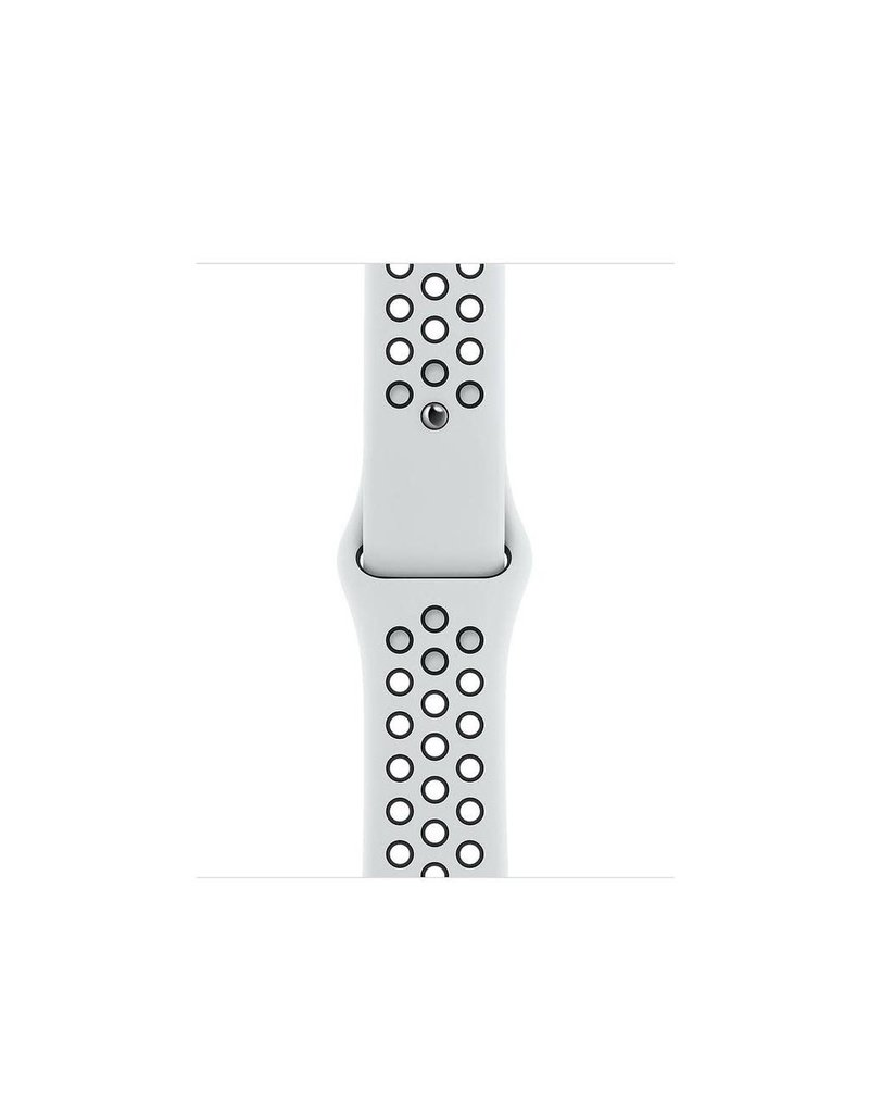Apple Apple Watch Nike Sport Band Regular 38/40mm -  Pure Platinum/Black