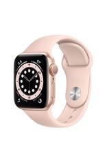 Apple Apple Watch Se, 40mm Aluminum Case pink sanad Sport Band(GPS) - Gold