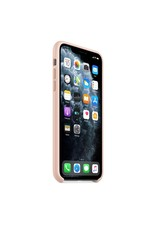 Apple Apple iPhone 11 Pro Max Silicone Case - Pink Sanad