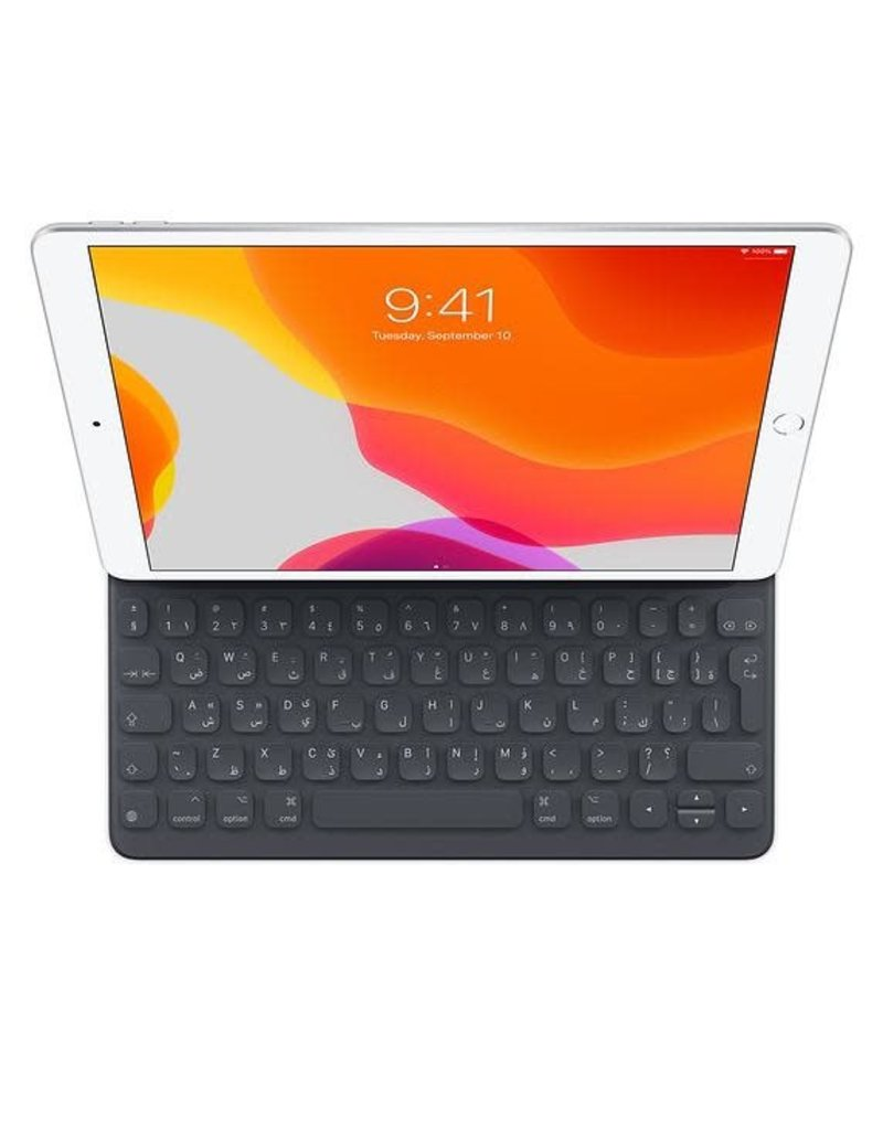 "Apple Apple Smart Keyboard for iPad 10.2"" (7th/8th generation) and iPad Air 10.5 (3rd generation) - Engligh/Arabic"