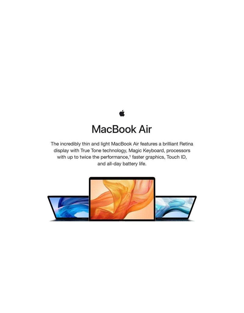 "Apple Apple MacBook Air 13"", 8GB, i3, 256GB -  Gold"
