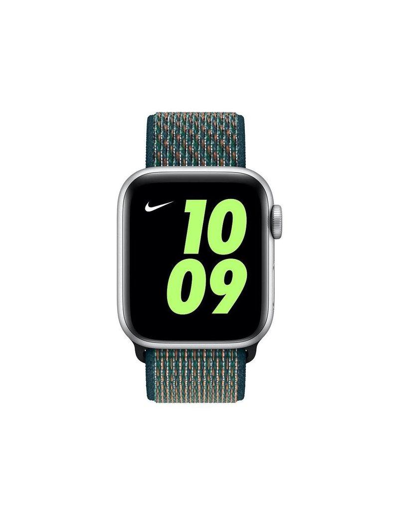 Apple Apple Watch Sport Loop Band Hyper Crimson 38/40mm - Neptune Green