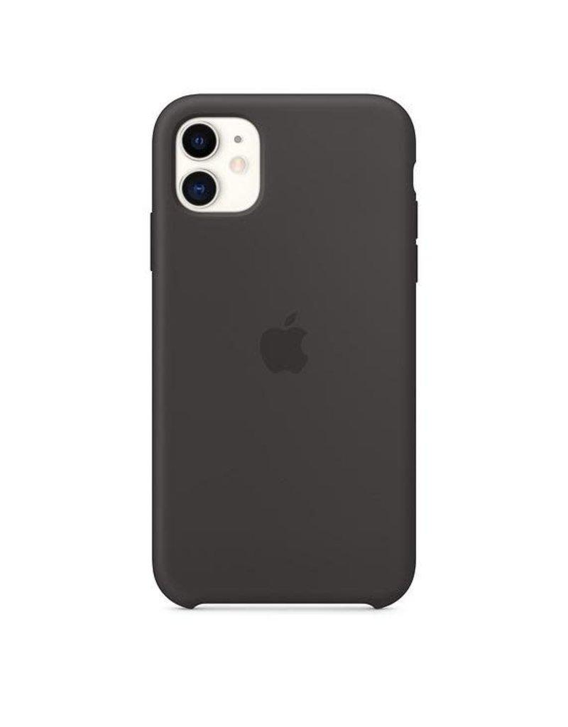 Apple Apple iPhone 11 Silicone Case - Black