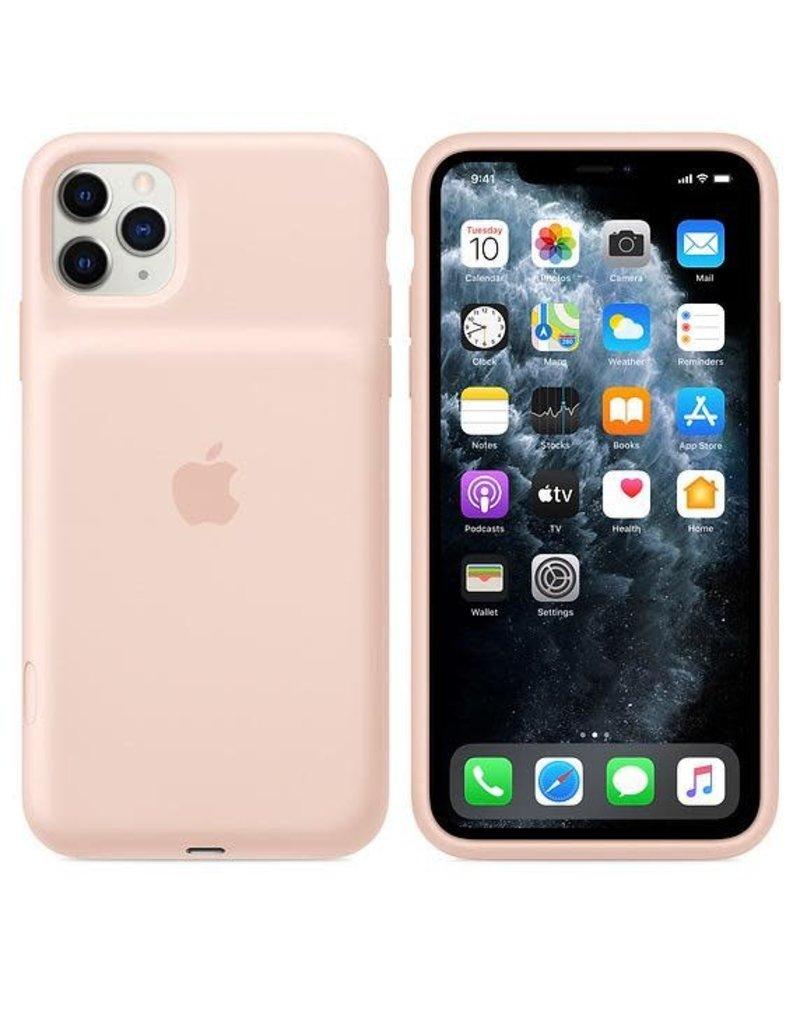 Apple Apple iPhone 11 Pro Max Smart Battery Case - Pink Sanad