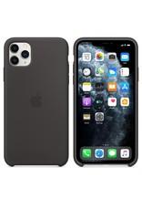 Apple Apple iPhone 11 Pro Max Silicone Case - Black