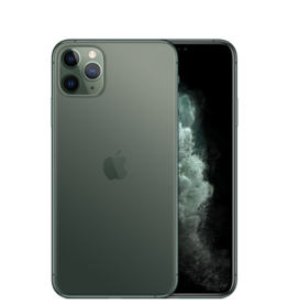 Apple Apple iPhone 11 Pro Max 256GB - Midnight Green