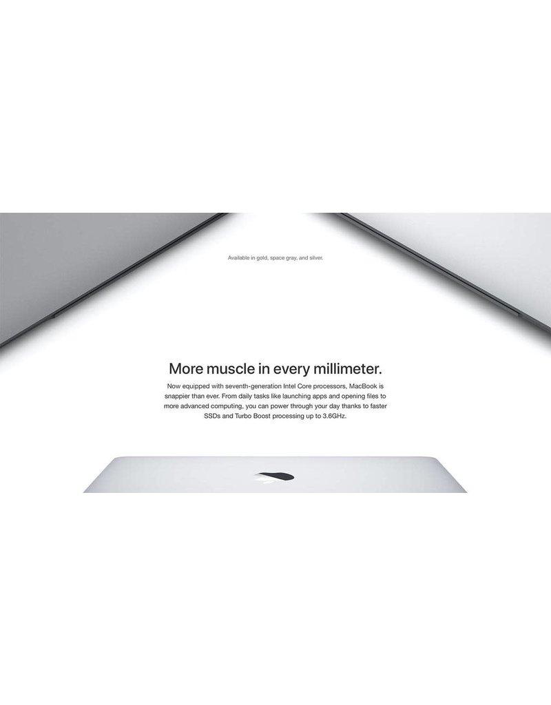 "Apple Apple MacBook 12"" i5,1.2GHz, 8GB, 256GB En - Space Gray"