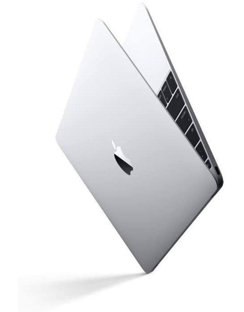 """Apple Apple MacBook 12"""" i5,1.3GHz, 8GB, 512GB Ar/En -  Silver"""