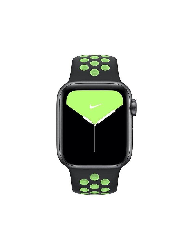 Apple Apple Watch Nike Sport Band Regular 38/40mm  - Black/Lime