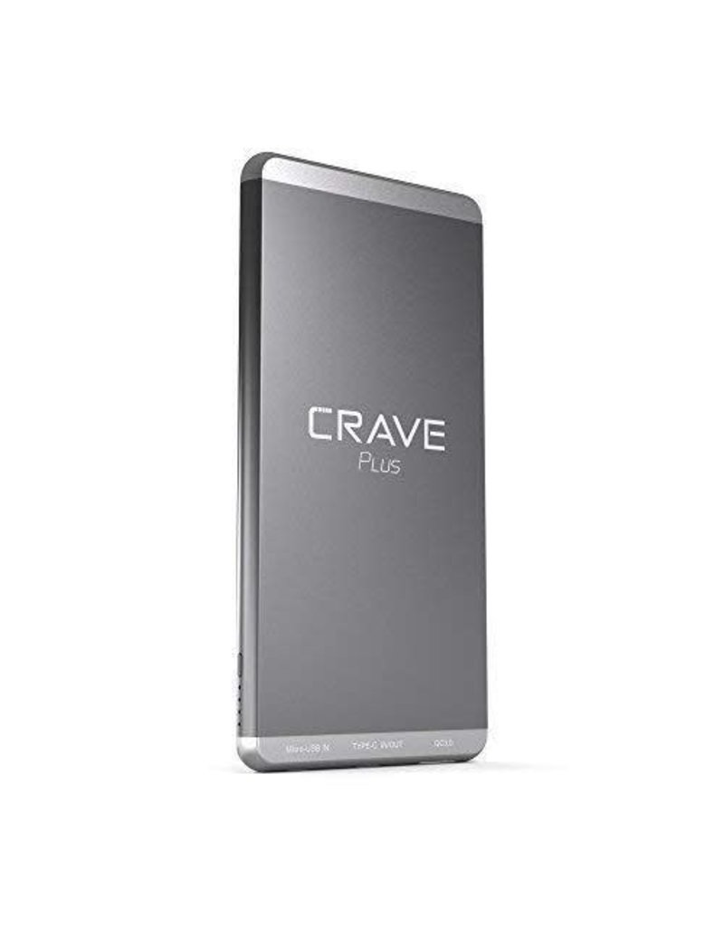 Crave Crave PLUS 10'000mAh Portable Charger with QC 3.0 + Type-C