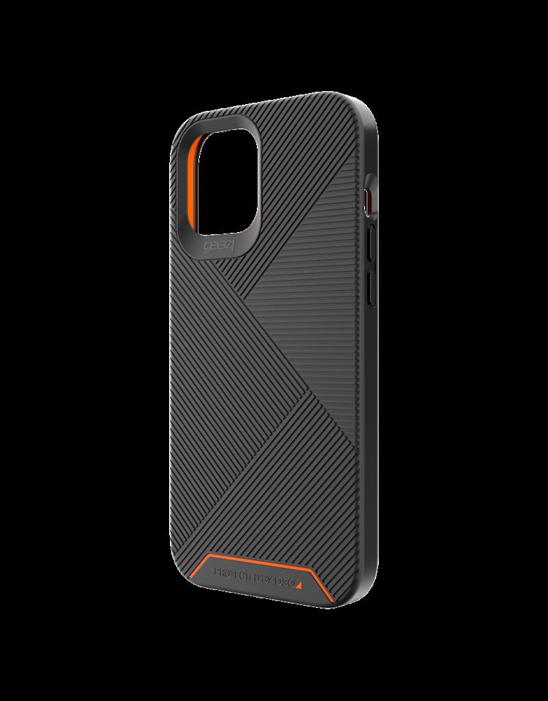 Gear4 Gear4 Battersea Case for Apple iPhone 12 Pro Max - Black