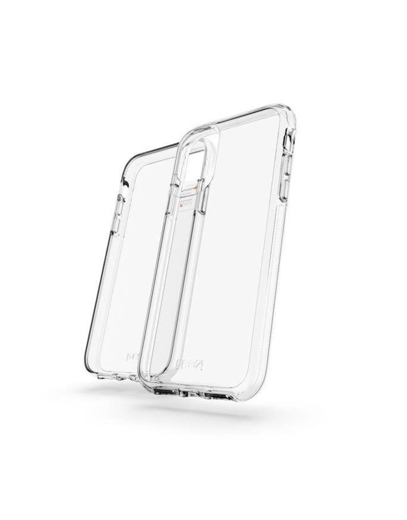 Gear4 Gear4 Crystal Palace Case for Apple iPhone 11 - Clear