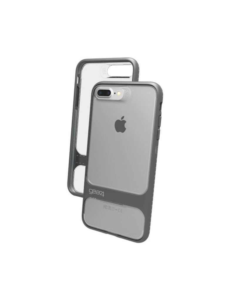 Gear4 Gear4 Soho Protection Case for iPhone 7/8 Plus - Black