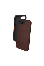Gear4 Gear4 Mayfair Leather Protection Case for iPhone 7/8/SE - Brown