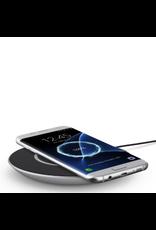 BELKIN Belkin Boost↑up Wireless Charging Pad for Samsung - Black & Silver