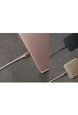 Belkin Mixit DuraTek Lightning to USB-A Kevlar Cable 1.2M - Gold