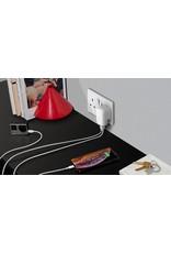 BELKIN Belkin Boost Up Home Charger 2-Ports 30W (18W USB-C + 12W USB-A) - White
