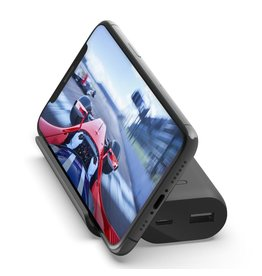 Belkin Play Series 5K Power Bank and Stand - Black