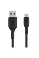 Belkin Boost Up Charge USB A to Micro USB Cable 3ft - Black