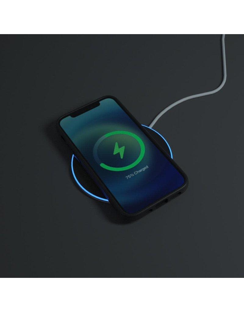 Evutec Evutec Ballistic Nylon Aergo Series Case With Afix for iPhone  12 Mini - Black