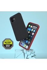 Evutec Evutec Ballistic Nylon Aergo Series Case With Afix for iPhone 12 / 12 Pro - Green