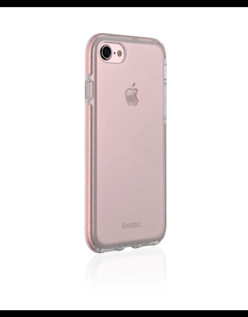 Evutec EVUTEC SELENIUM SERIES CASE FOR IPHONE 7/8 - CLEAR/ROSE GOLD