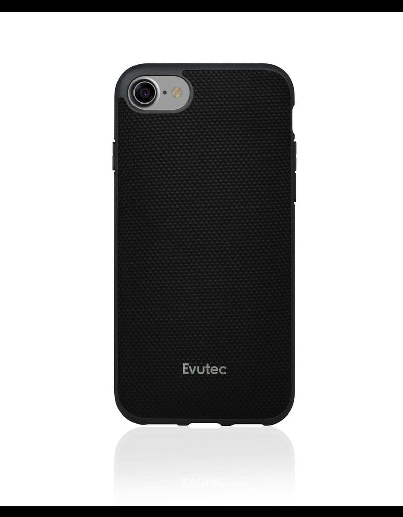 Evutec EVUTEC AERGO BALLISTIC NYLON SERIES CASE WITH AFIX VENT MOUNT FOR IPHONE 7 - BLACK