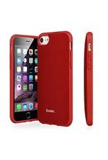 Evutec EVUTEC AERGO BALLISTIC NYLON SERIES CASE FOR IPHONE 7/8 - RED