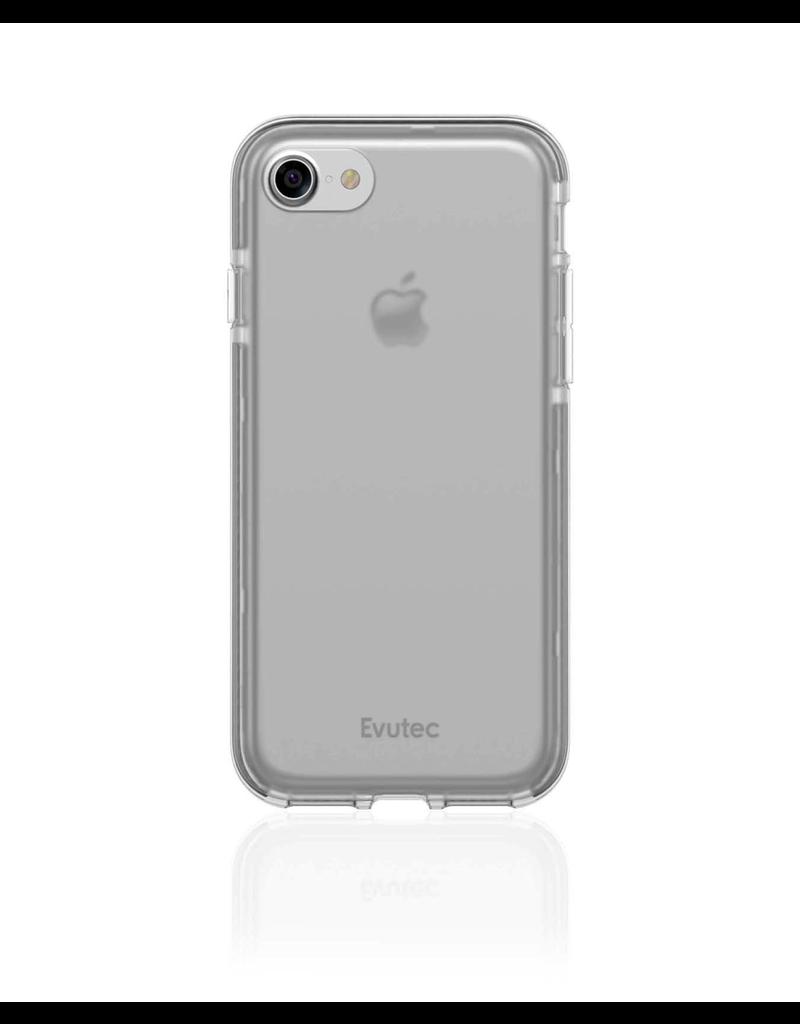 Evutec EVUTEC SELENIUM SERIES CASE FOR IPHONE 7/8 - CLEAR/BLACK
