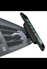 Evutec EVUTEC AER KARBON SERIES CASE WITH AFIX VENT MOUNT FOR IPHONE 8/7/6S/6 PLUS - BLACK