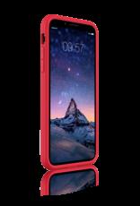 Evutec Evutec Ballistic Nylon Aergo Series With Afix Case for iPhone Xs Max - Red