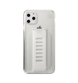 Grip2u Grip2u Slim Multiple Hand Grip Case for iPhone 11 Pro - Clear