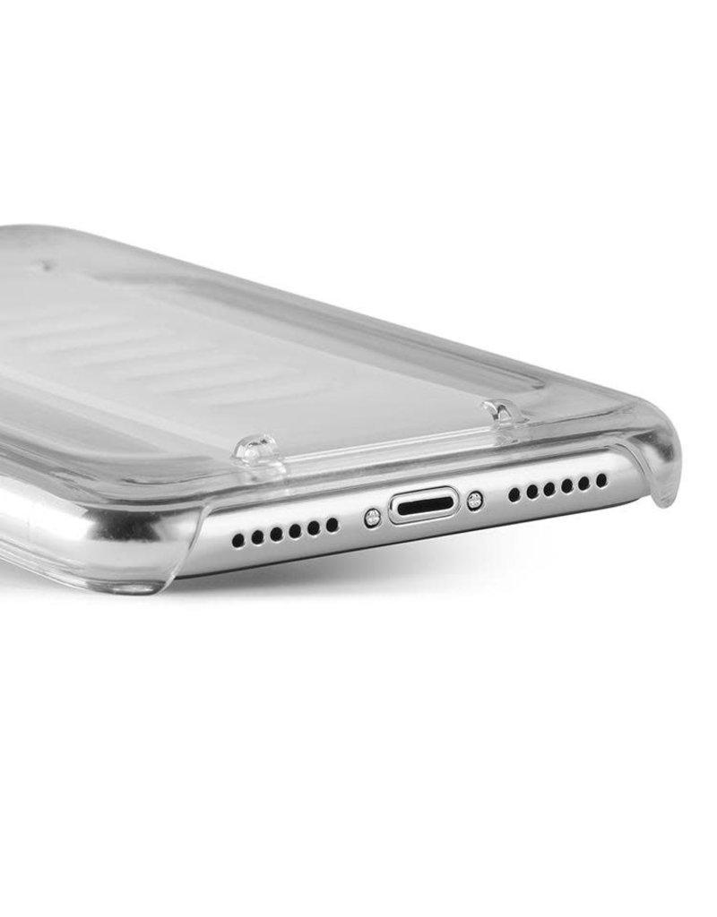 Grip2u Grip2u Slim Multiple Hand Grip Case for iPhone 11 - Clear