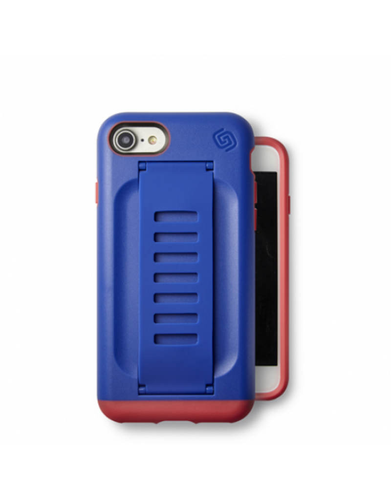 Grip2u Grip2u Boost Hand Grip SmartPhone Case for iPhone 7/8 - Havana
