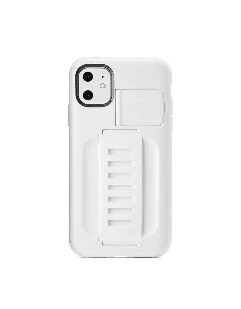 Grip2u Grip2u Boost Hand Grip with Kickstand Case for iPhone 11 - Ice