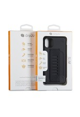Grip2u Grip2u Slim Multiple Hand Grip Case for iPhone 11 - Charcoal