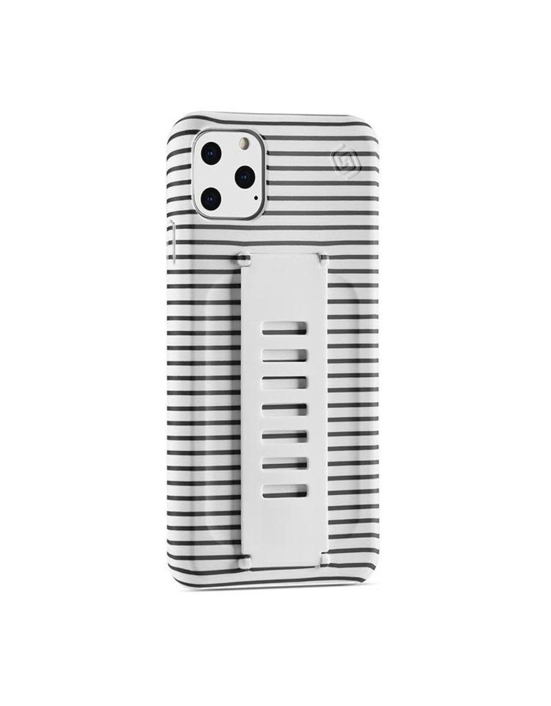 Grip2u Grip2u Slim Multiple Hand Grip Case for iPhone 11 Pro Max - Beetlejuice