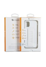 Grip2u Grip2u Slim Multiple Hand Grip Case for iPhone 11 - Ice