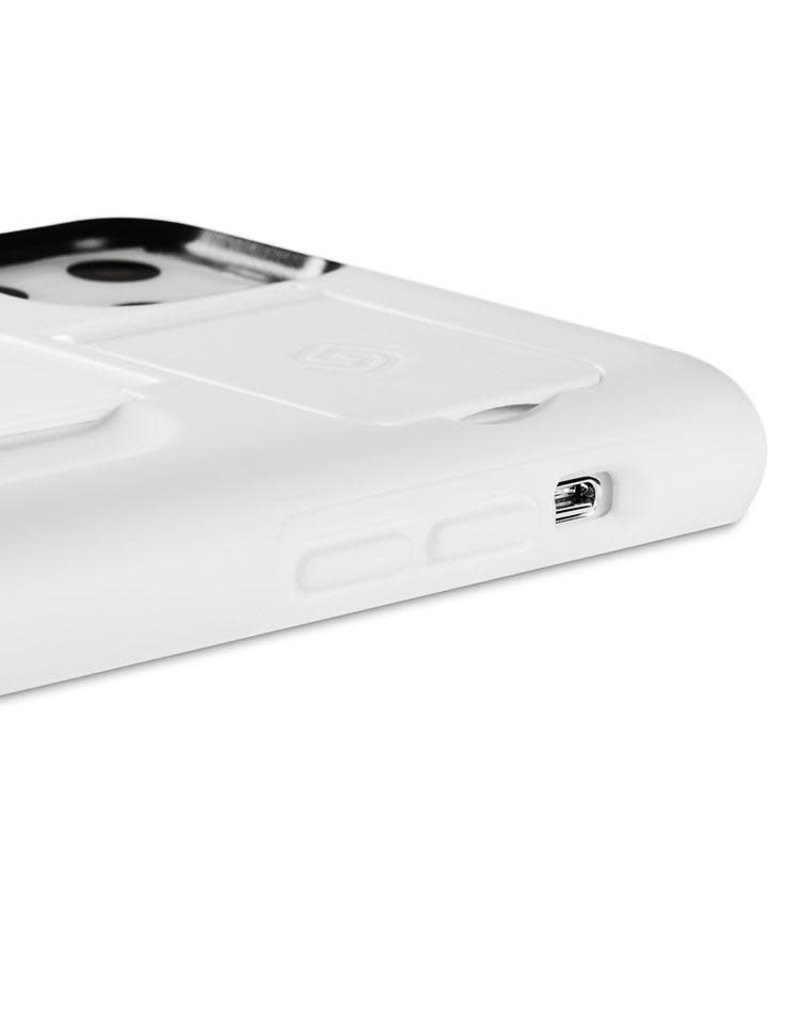 Grip2u Grip2u Boost Hand Grip with Kickstand Case for iPhone 11 Pro Max - Ice