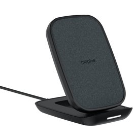 Mophie Mophie Universal Qi Wireless Charging Stand 10W - Black Fabric